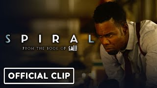Spiral: From the Book of Saw -  Official Clip (2021) Chris Rock, Samuel L. Jackson by IGN