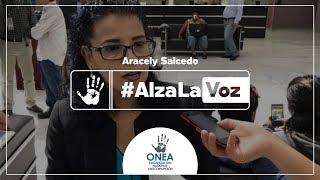 Alza La Voz 2018: Aracely Salcedo.