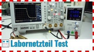 Im Test: Labornetzteil PeakTech P6225A (0-30V 0-5A)