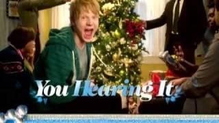 Happy Universal Holidays - Music Video - Adam Hicks Featuring Ryan Newman - Disney XD Official