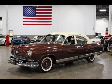 1952 Kaiser Manhattan (CC-1426931) for sale in Kentwood, Michigan