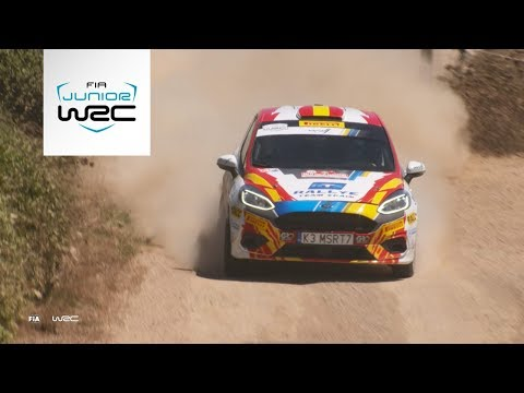 FIA Junior WRC - Rally Italia Sardegna 2019: Junior WRC Event Highlights