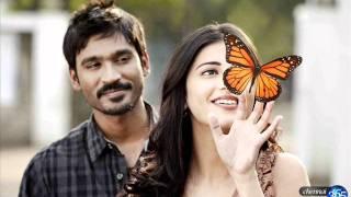 Nee Partha  - 3 : Three Song :  Dhanush + Shruti Haasan