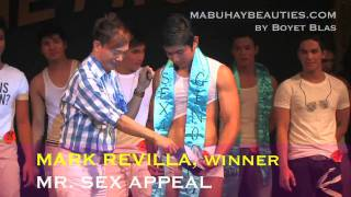 GINOONG FILIPINAS 2010 - Dance Number & Awarding of 5 Special Awards
