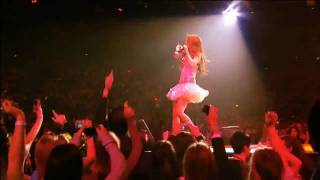 Let's Get Crazy [Live] Miley Cyrus - Wonder World Tour [DVD] HD