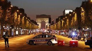 """Стрельба в Париже: """"бельгийский подозреваемый"""" заявил о своей невиновности"""