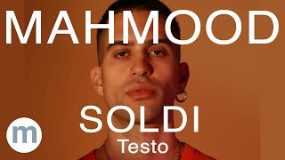 Mahmood - Soldi (Italian Lyrics and Music) Eurovision Song Contest 2019