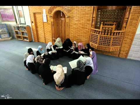 المنشد محمد العبد الله  محظوظ يا حافظ القرآن  راائعة جديدة