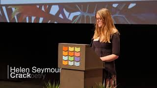 2017 Creative Future Literary Awards - 'Crack', by Helen Seymour