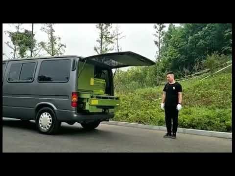 Neuer Servicewagen