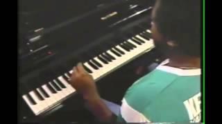 Happy Birthday -- Richard Tee (Contemporary Piano 1984)