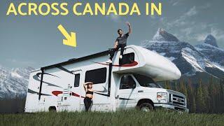 WE GOT AN RV (CANADA ROAD TRIP)