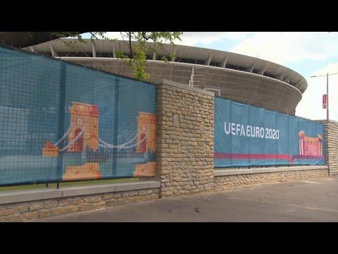 EURO 2020: Η Ουγγαρία λαμβάνει μέτρα κατά της COVID-19