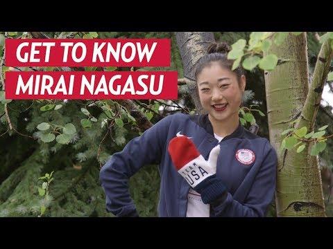 GET TO KNOW MIRAI NAGASU