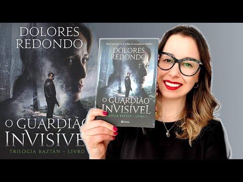 [Eu li] O Guardião invisível, Dolores Redondo   Livro que deu origem ao filme da Netflix ?