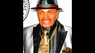 Joe Jackson Is Dying From Terminal Pancreatic Cancer