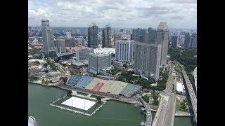 SkyPark @ Marina Bay Sands Hotel, Singapore - Formula 1 Circuit 2018