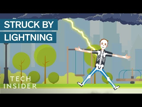 The Effects of Being Hit by Lightning