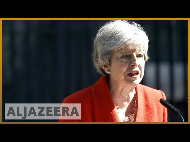 ???????? How the world is reacting to Theresa May's resignation | Al Jazeera English