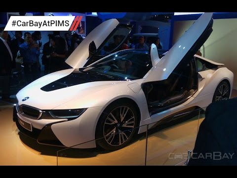 BMW i8 First Impression @ PIMS 2016 | carbay.ph