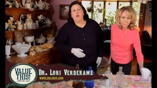 5 Tips On Antique Bottles & Value By Dr. Lori