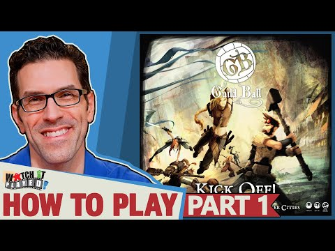 Guild Ball - How To Play, By Watch It Played