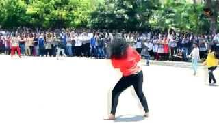 Chunchana 2K14 Flash Mob – Media Partner: OhCampus
