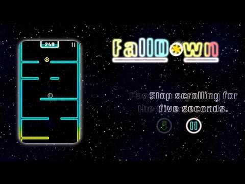 Video of Classic FallDown