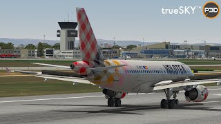 Approach at Montpellier by FlyKenKu on Youtube