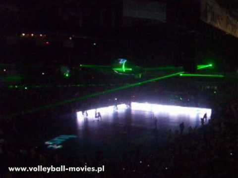 Preview video Lasers in Volleyball World League 2007 Finals in Spodek