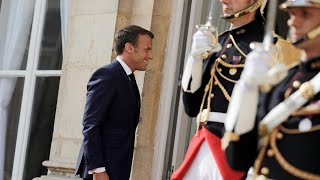 Watch | Macron Attends Bastille Day Parade In Paris