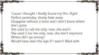 Joe - She Used 2 Luv Me Lyrics