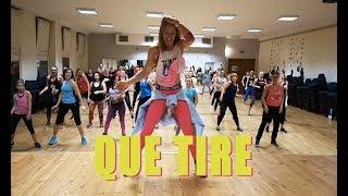 QUE TIRE PA'LANTE - Daddy Yankee - Zumba choreo