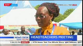 Primary school head teacher's conference underway in Mombasa