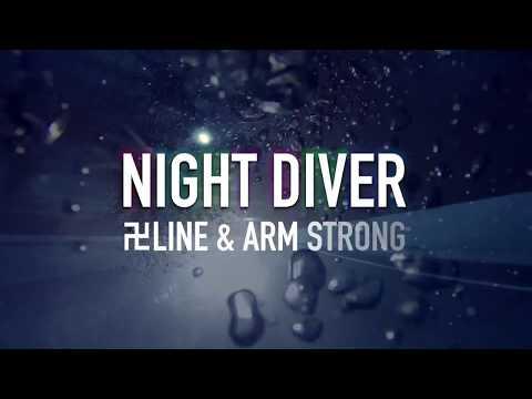 NIGHT DIVER / 卍LINE × ARM STRONG