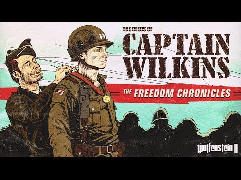 Wolfenstein II: The Deeds of Captain Wilkins – Now Available thumbnail