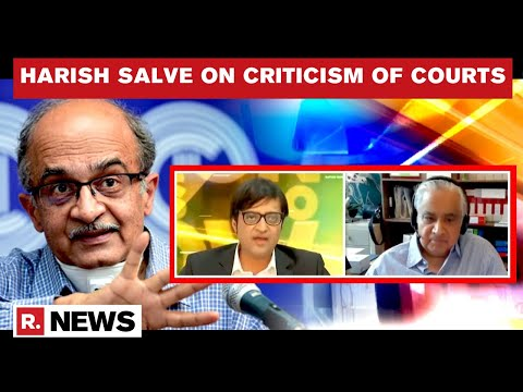Harish Salve Opines On Critics 'Defaming' Courts: 'Treat With Contempt, Not In Contempt'