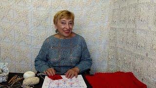 """Мастер класс по вязанию крючком. МК по платью """"Галатея"""". Схема и описание вязания."""