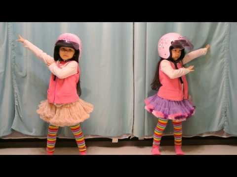 Cặp song sinh 6 tuổi gây sốt với vũ đạo Kpop