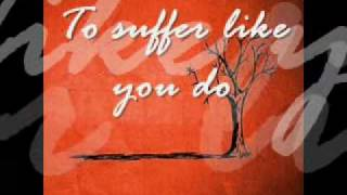 The Cure for Pain by Jon Foreman (with Lyrics).wmv