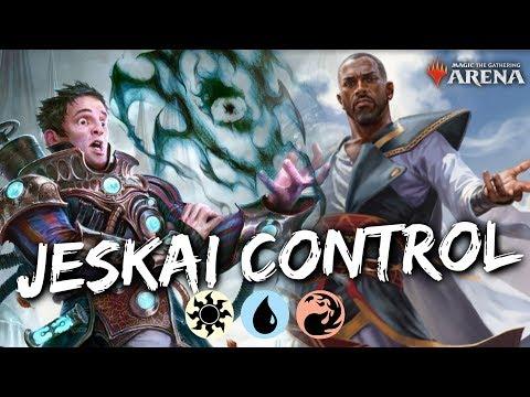 MTG Arena: Deafening Drakes (Jeskai Control) | Guild of