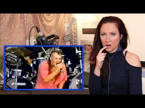Vocal Coach REACTS to TOOL- SOBER- live