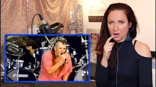 Vocal Coach REACTS To TOOL  SOBER  Live