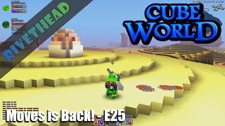 "Cube World Season 7 - E25- ""Moves is back and he"