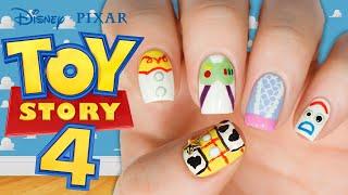 Disneys Toy Story 4 Nail Art!