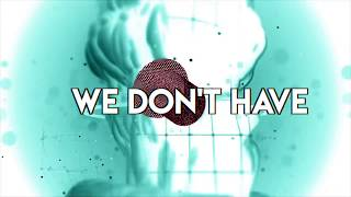 Cape Cod   We Don't Have To (Lyric Video)