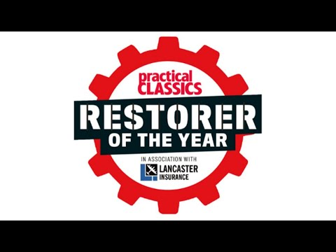 Practical Classics Restorer of the Year
