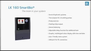 LK 160 SmartBio® Film (LKA) LK 160 SmartBio® - Hydraulic System 3