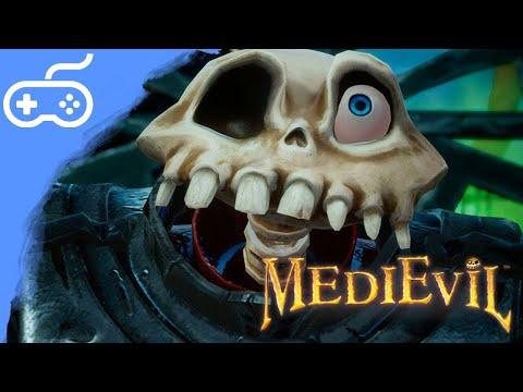 MediEvil se vrátil po 21 letech!
