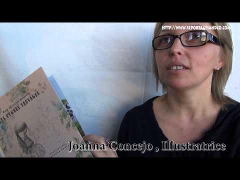 Vidéo de Joanna Concejo